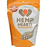 Hemp Hearts (Soft Hemp Seeds) (454grams = 1 Pound)
