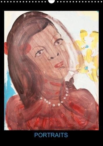 Portraits 2018: Peintures Acryliques De Hanna Schwingenheuer (Calvendo Art) (French Edition) by Calvendo Verlag GmbH