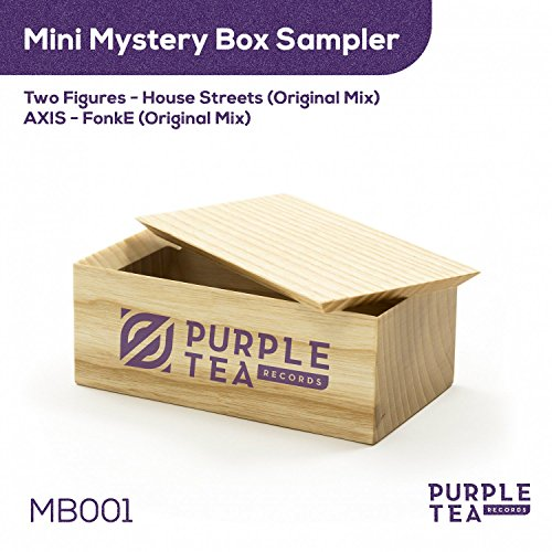 Mini Mystery Box Sampler by Two Figures AXIS (Swe) on Amazon