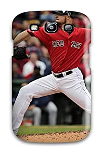 boston red sox MLB Sports & Colleges best Samsung Galaxy S3 cases