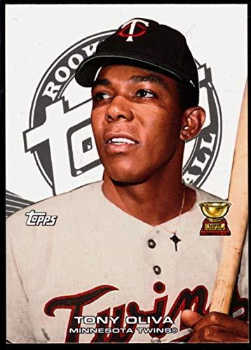 Baseball MLB 2005 Topps Rookie Cup #9 Tony Oliva Twins