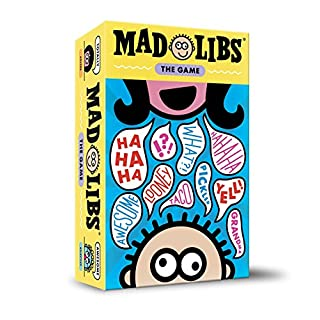 Looney Labs Mad Libs The Game