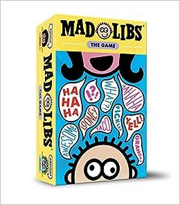 Mad Libs the Game: Amazon.es: Looney Labs: Libros en idiomas extranjeros
