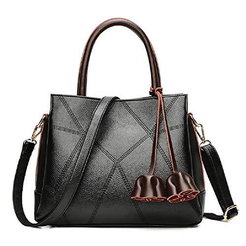 Messenger Noir à Bag Sacs bandoulière capacité à Grande ZHRUI Nouveau Sac bandoulière qIS1T1