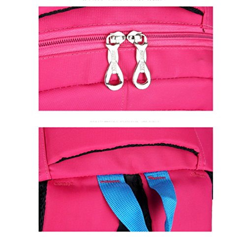 purpose Backpack Cloth Travel Multi Shoulder Blue2 Nylon Business Waterproof Laidaye Leisure F4TZUq66