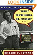 Richard P. Feynman (Author), Ralph Leighton (Author), Edward Hutchings (Editor), Albert R. Hibbs (Introduction) (1061)  Buy new: $8.09