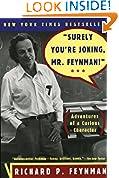 Richard P. Feynman (Author), Ralph Leighton (Author), Edward Hutchings (Editor), Albert R. Hibbs (Introduction)(1061)Buy new: $8.09
