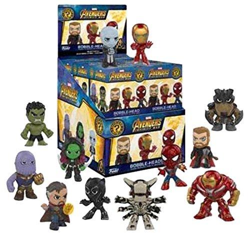 Funko Marvel Avengers  Infinity War Mystery Mini Blind Box Display  Case Of 12