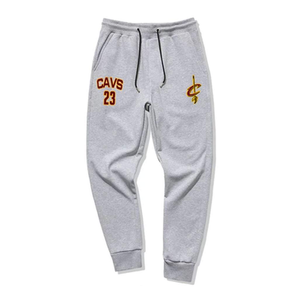 HYYSH Juego de Baloncesto de la NBA Pantalones Deportivos ...