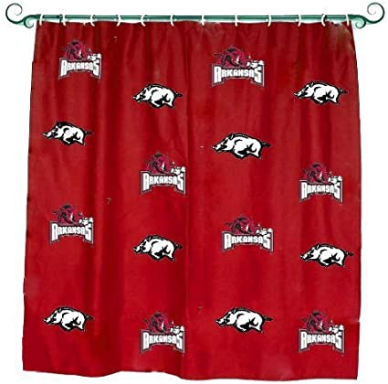 College Covers South Carolina Gamecocks Shower Curtain Cover 70 x 72