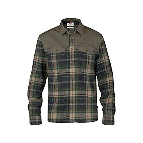 fjallraven-mens-granit-shirt-tarmac-l-hdo-cap-bundle