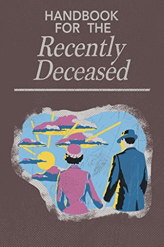 Handbook for The Recently Deceased Poster 24x36 inch