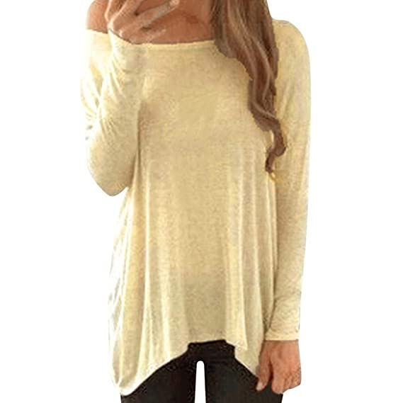 Blusas de moda en blonda