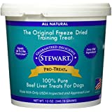 Pro-Treat Stewart Freeze Dried Liver Treats for Dogs, 12 oz