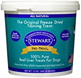Pro-Treat Stewart Freeze Dried Liver Treats for Dogs, 12 oz For Sale