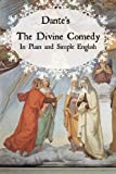Image of Dante's Divine Comedy In Plain and Simple English (Translated)