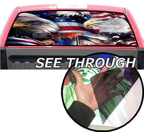 eagle rear window graphics - 4