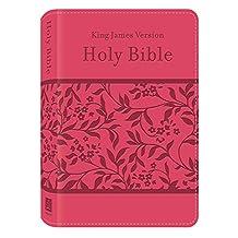 KJV Deluxe Gift & Award Bible (DiCarta Pink)