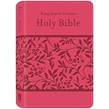 KJV Deluxe Gift & Award Bible (DiCarta Pink) (King James Bible)