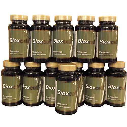 Bioxcell Stem Cell Enhancer, 60 Capsules, Pack of ()