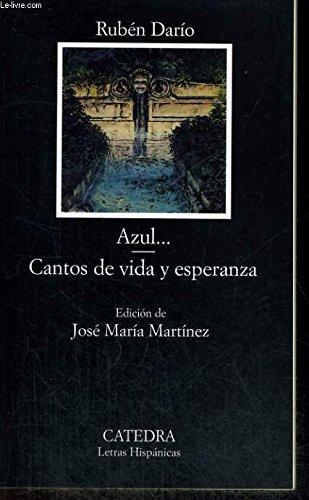 AZUL CANTOS DE VIDA Y ESPERANZA