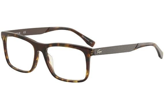 348a9ad47c1e Eyeglasses LACOSTE L 2788 214 HAVANA at Amazon Men s Clothing store
