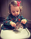 Kiddobloom Toddler Stainless Steel Dinnerware