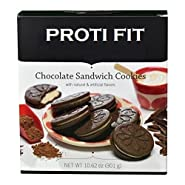 Proti Fit Chocolate Sandwich Protein Cookies Ideal Protein Compatible