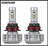 Boltlink LED Headlight Bulbs 9007 Dual Beam kit - 44W 600...