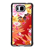 PrintVisa Designer Back Case Cover for Samsung Galaxy Alpha :: Samsung Galaxy Alpha S801 :: Samsung Galaxy Alpha G850F G850T G850M G850Fq G850Y G850A G850W G8508S :: Samsung Galaxy Alfa (Animated Floral Patten Vector Designs)