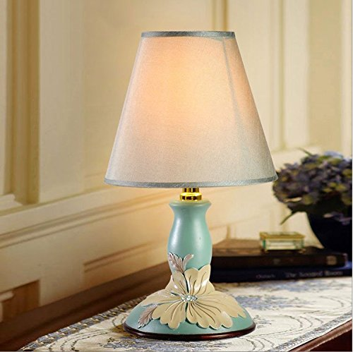 CLG-FLY European creative table lamp bedside lamp button switch 15×33cm