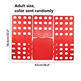 FORNORM Clothes Folding Board for Adult, Folder