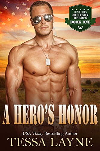 A Hero's Honor: Resolution Ranch (Flint Hills Military Heroes Book 1) by [Layne, Tessa]