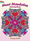 Heart Mandalas Coloring Book (Dover Coloring Books)