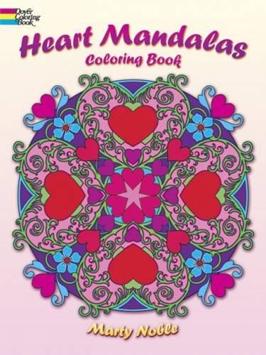 dover coloring books mandalas - 6