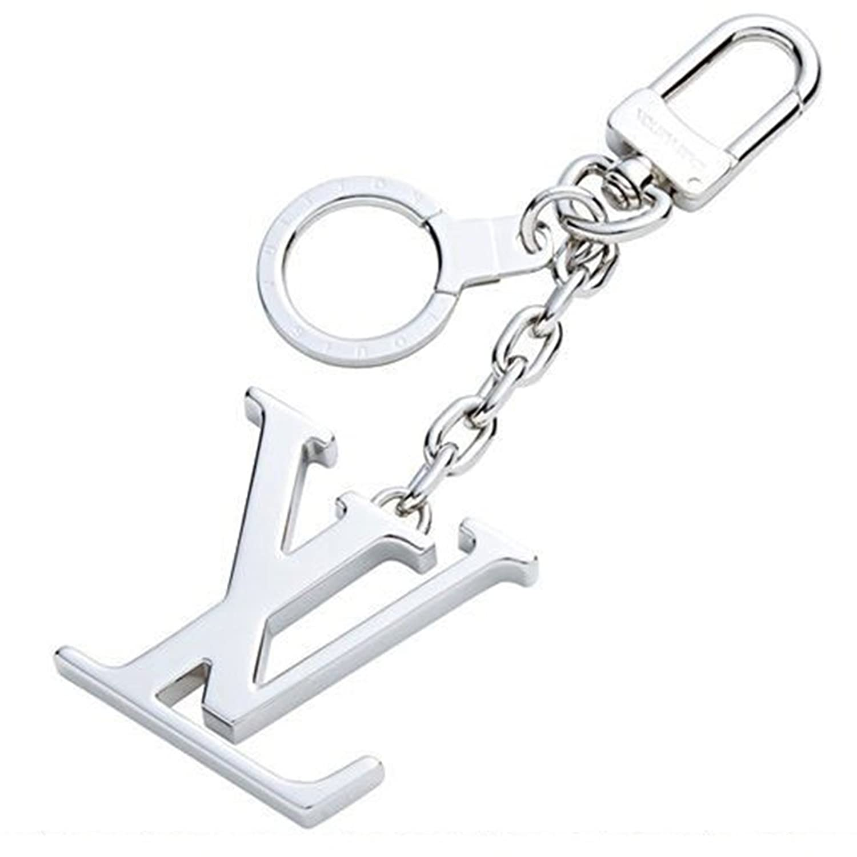 (ルイヴィトン)LOUIS VUITTON ロゴデザインキーリング [並行輸入品] B014J6J092