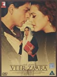 Veer Zaara Bollywood DVD With English Subtitles
