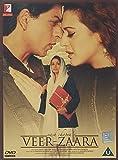 Veer Zaara Bollywood DVD With English Subtitles