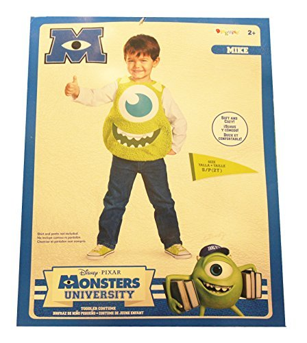 Disquise Monsters University Mike Halloween Costume NWT 2T -
