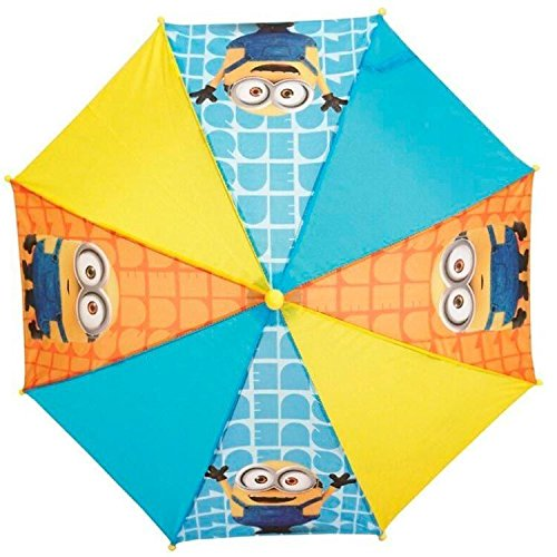 Despicable Me - Minions 'Hands Up' Official Licensed Umbrella Star-Brands 4791