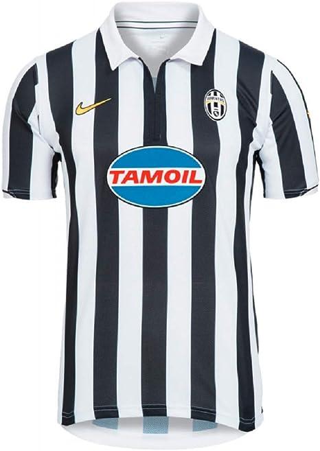 Nike Juventus Retro Short Sleeve Junior Football Top-10-12 Years: Amazon.es: Deportes y aire libre