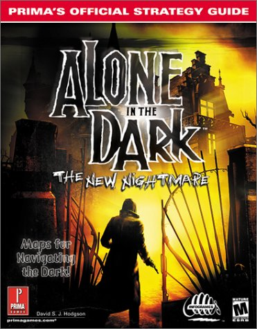 Alone In The Dark: The New Nightmare: Prima's Official Strategy Guide
