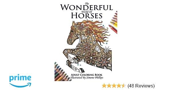 Amazon The Wonderful World Of Horses