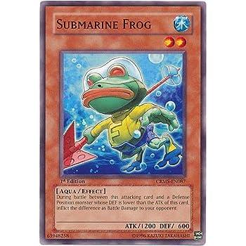 Unlimited Yugioh Swap Frog SOVR-EN034 Common Near Mint