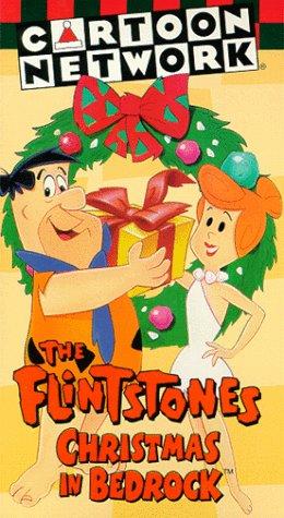 The Flintstones: Christmas In Bedrock: The Flintstone's Family Christmas and How the Flintstones Saved Christmas [VHS] (Flintstones Christmas The)