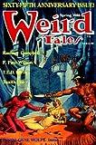 Weird Tales 290 (Spring 1988), , 0809532069