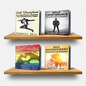 Self Development: 4 Books Audiobook