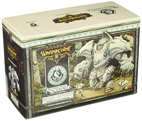 Privateer Press War Machine Retribution Helios/Hyperion Colossal Kit from Privateer Press