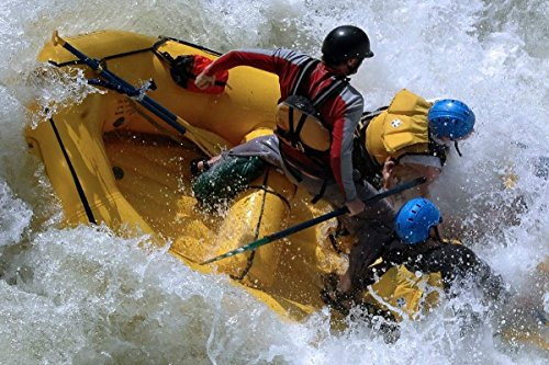 Half-Day Fraser River Rafting in Canada for Two - Tinggly Voucher / Gift Card in a Gift - Canada Vouchers Gift