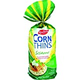 REAL FOODS CORN THIN SESAME ORG, 5.3 OZ (6 pack) Review